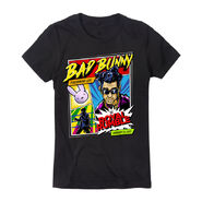Bad Bunny x Royal Rumble 2021 Special Edition Women's T-Shirt