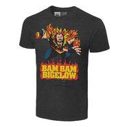 Bam Bam Bigelow Legends Illustrated T-Shirt