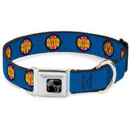 British Bulldog Dog Collar