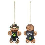 D-Generation X Gingerbread Ornament