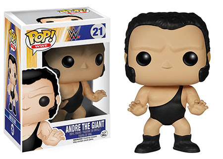 Andre The Giant - Pop WWE Vinyl (Series 3)