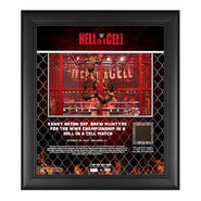 Randy Orton Hell In A Cell 2020 15x17 Commemorative Plaque