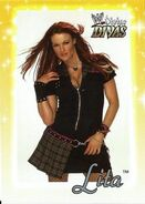 2003 Divine Divas (Fleer) Lita (No.27)