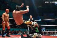 CMLL Lunes Arena Puebla 3