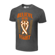 Roman Reigns Tougher Than Cancer Authentic T-Shirt