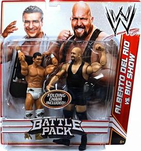 WWE Battle Packs 16