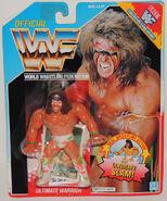 WWF Hasbro 1991 Ultimate Warrior