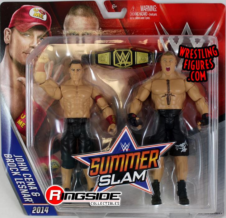 "WWE Battle Packs ""SummerSlam 2016"""