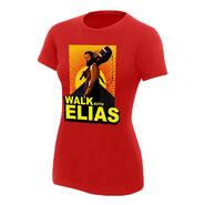 Elias Sunrise Women's Authentic T-Shirt