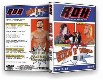 ROH Weekend Of Thunder: Night One