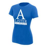 The Miz A-Lister Women's Authentic T-Shirt