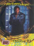 2002 WWE Absolute Divas (Fleer) Booker T 53