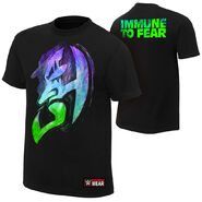 Jeff Hardy Immune to Fear Youth Authentic T-Shirt