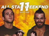 PWG All Star Weekend 11 - Night 1
