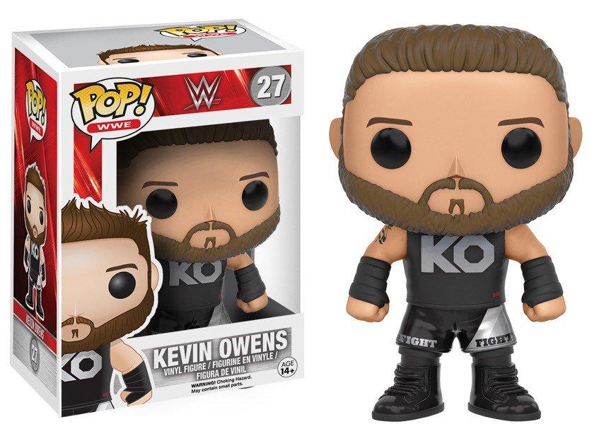 Kevin Owens - Pop WWE Vinyl (Series 4)