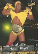 1999 WCW Embossed (Topps) Hulk Hogan 55