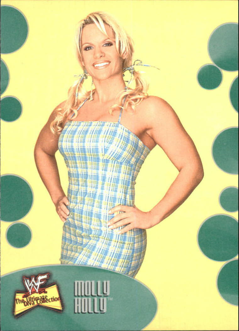 2001 WWF The Ultimate Diva Collection (Fleer) Molly Holly (No.48)