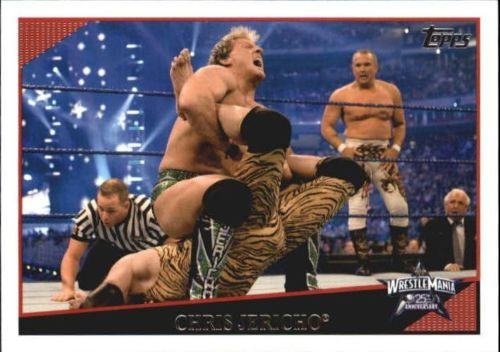 2009 WWE (Topps) Chris Jericho (No.81)
