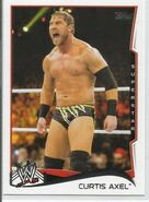 2014 WWE (Topps) Curtis Axel 13
