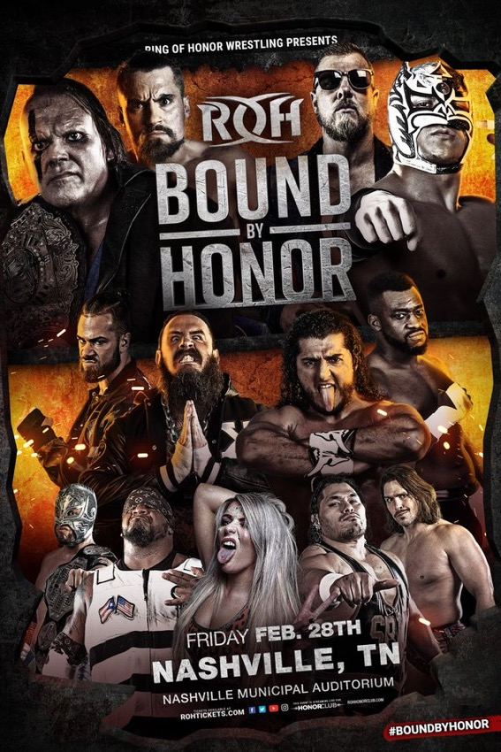 ROH Bound By Honor 2020