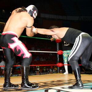 CMLL Domingos Arena Mexico (July 1, 2018) 1.JPG