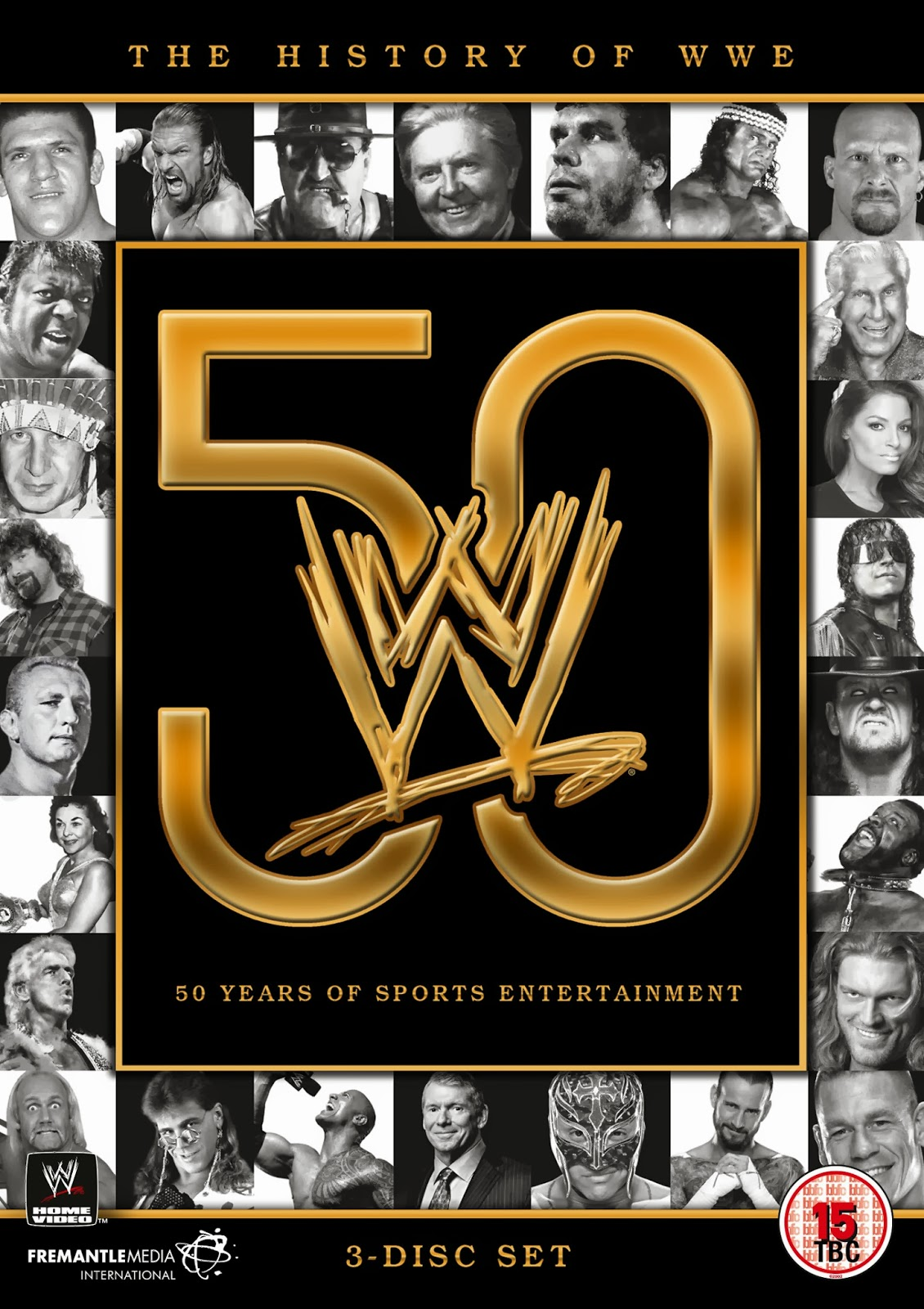 History of WWE - 50 Years of Sports Entertainment