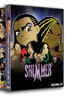 SHIMMER Women Athletes Volume 24