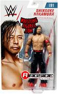Shinsuke Nakamura (WWE Series 91)