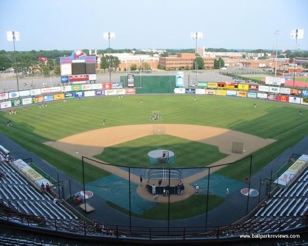 The Diamond Ballpark