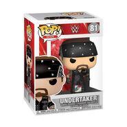Undertaker Boneyard Match POP! Vinyl Figure