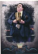 2016 Topps WWE Undisputed Wrestling Cards Paul Bearer 79