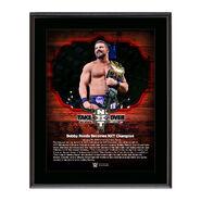 Bobby Roode NXT TakeOver San Antonio 10 x 13 Commemorative Photo Plaque
