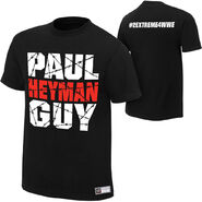 Paul heyman shirt 1