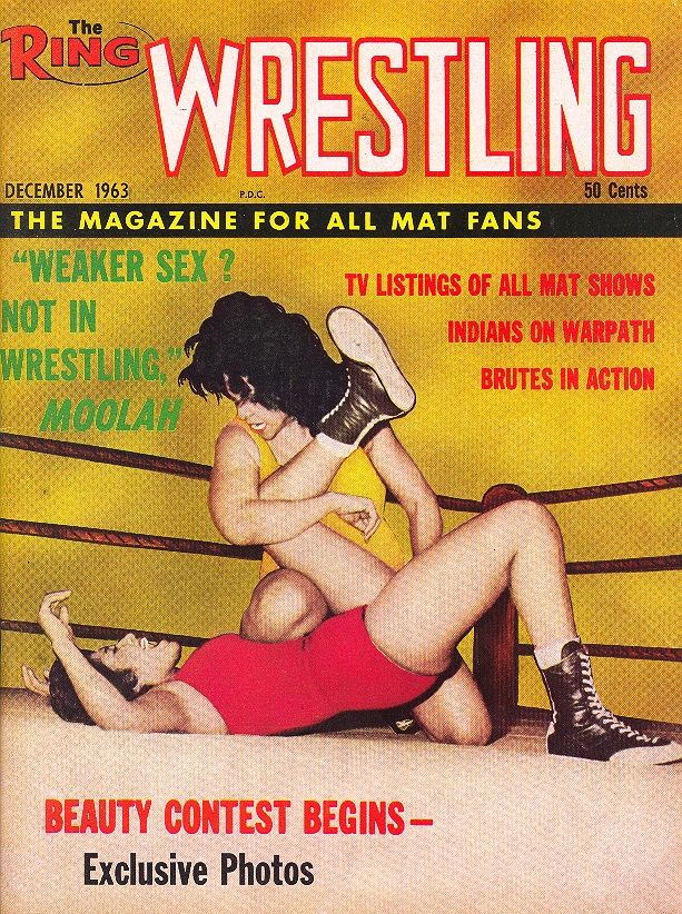The Ring Wrestling - December 1963