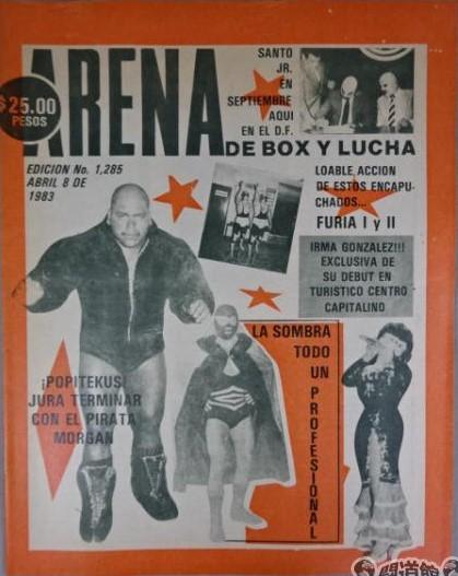 Box y Lucha 1285