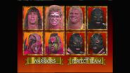 SS 90 The Warriors v The Perfect Team