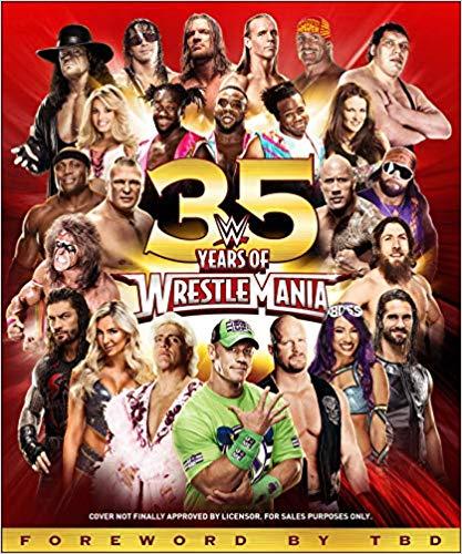 35 Years of WrestleMania