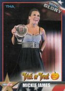2013 TNA Impact Glory Wrestling Cards (Tristar) Mickie James 72
