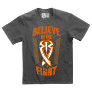 Roman Reigns Tougher Than Cancer Youth Authentic T-Shirt