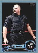 2011 WWE (Topps) Big Boss Man 99