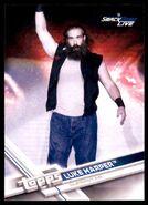 2017 WWE Wrestling Cards (Topps) Luke Harper 49