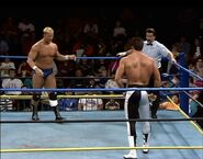 February 13, 1993 WCW Saturday Night 8