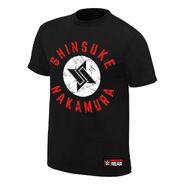 Shinsuke Nakamura The Artist Authentic T-Shirt