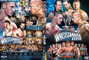 WWE Wrestlemania XXVIII - Cover