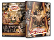 WWF Wrestlemania XXVI - Cover