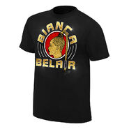 Bianca Belair Est of NXT Youth Authentic T-Shirt
