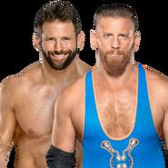 Curt Hawkins & Zack Ryder stat