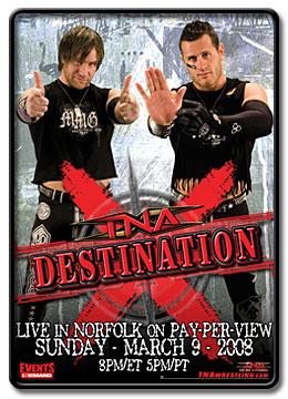 Destination X 2008