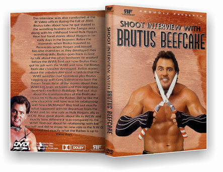 Shoot with Brutus Beefcake