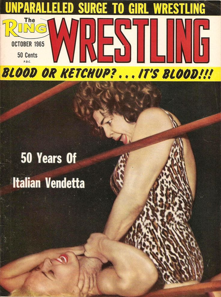The Ring Wrestling - October 1965